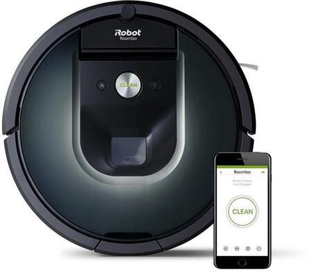 Robot de aspirare Roomba 981 iAdapt 2.0 si WiFi